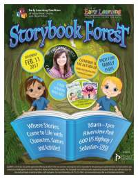 Story Book Forest - Early Learning Coalition