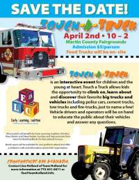 Touch-A-Truck - Early Learning Coalition